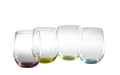 "Riedel ""Happy O"" Wine Tumblers"