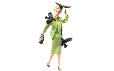 THE BIRDS Barbie Doll